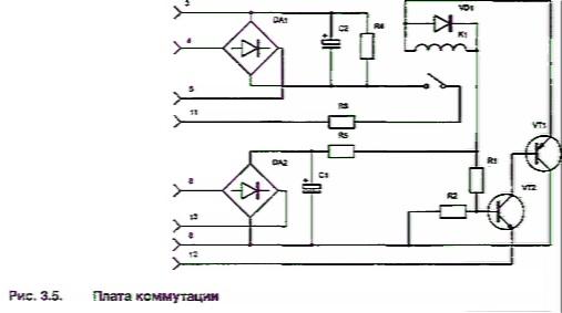 СХЕМЫ. Электроника