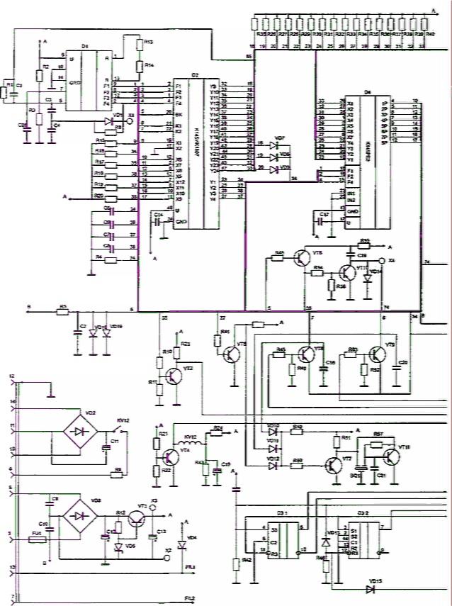 Электроника сп 23 схема